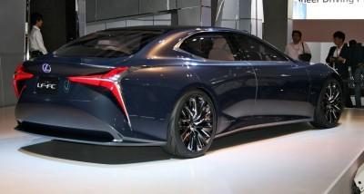2015 Lexus LF-FC Flagship Concept 1
