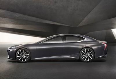 2015 Lexus LF-FC Flagship Concept 10