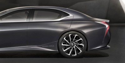 2015 Lexus LF-FC Flagship Concept 11