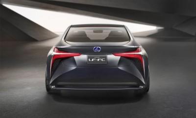 2015 Lexus LF-FC Flagship Concept 12