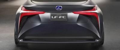2015 Lexus LF-FC Flagship Concept 13