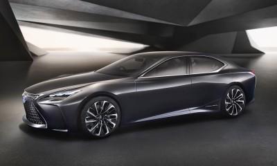 2015 Lexus LF-FC Flagship Concept 14