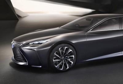 2015 Lexus LF-FC Flagship Concept 15
