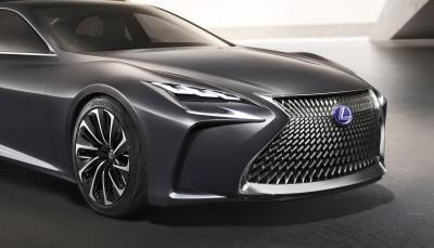 2015 Lexus LF-FC Flagship Concept 17