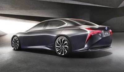 2015 Lexus LF-FC Flagship Concept 18
