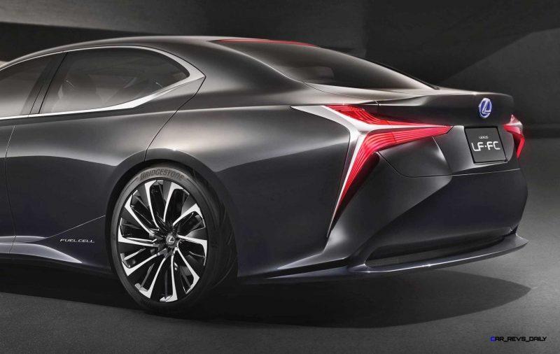 2015 Lexus LF-FC Flagship Concept 19