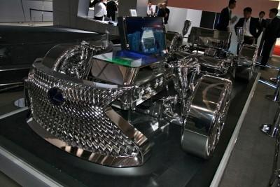 2015 Lexus LF-FC Flagship Concept 2