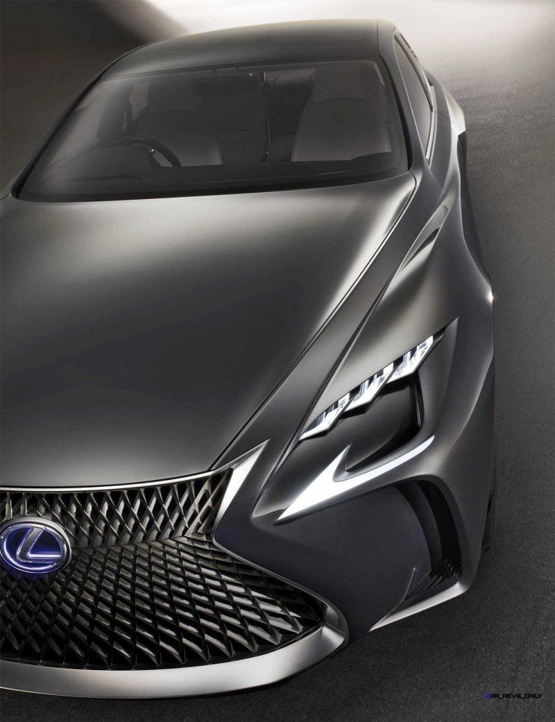 2015 Lexus LF-FC Flagship Concept 20