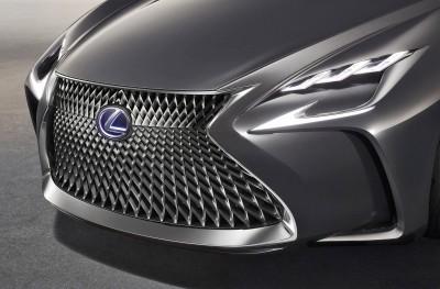 2015 Lexus LF-FC Flagship Concept 21