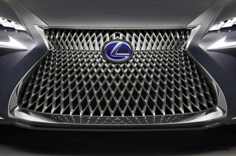 2015 Lexus LF-FC Flagship Concept 22