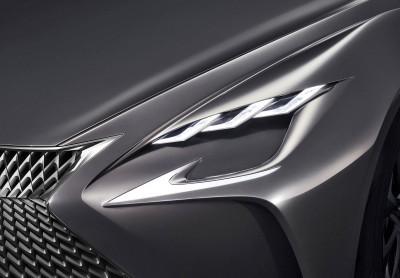 2015 Lexus LF-FC Flagship Concept 24