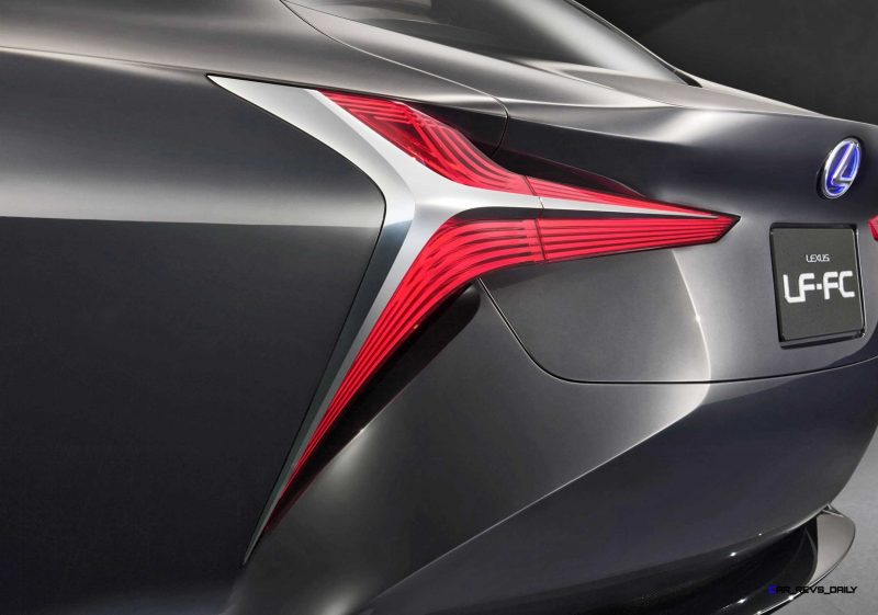 2015 Lexus LF-FC Flagship Concept 25