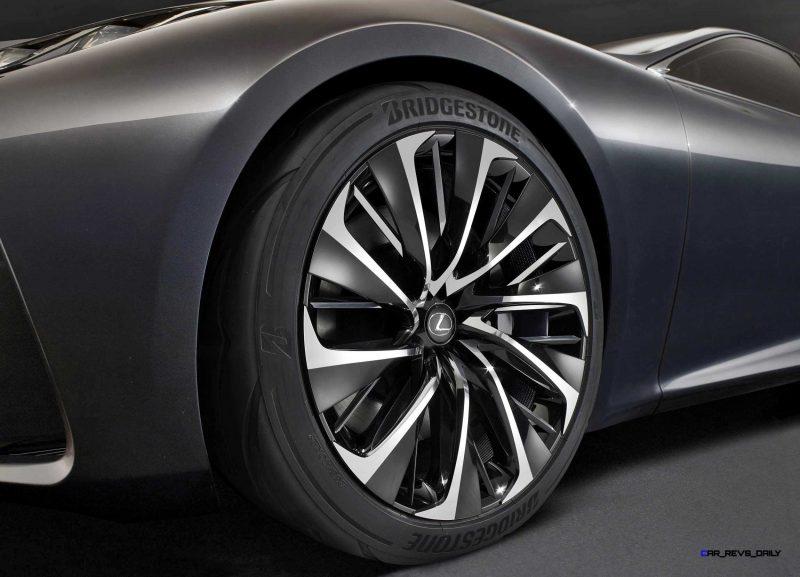 2015 Lexus LF-FC Flagship Concept 26