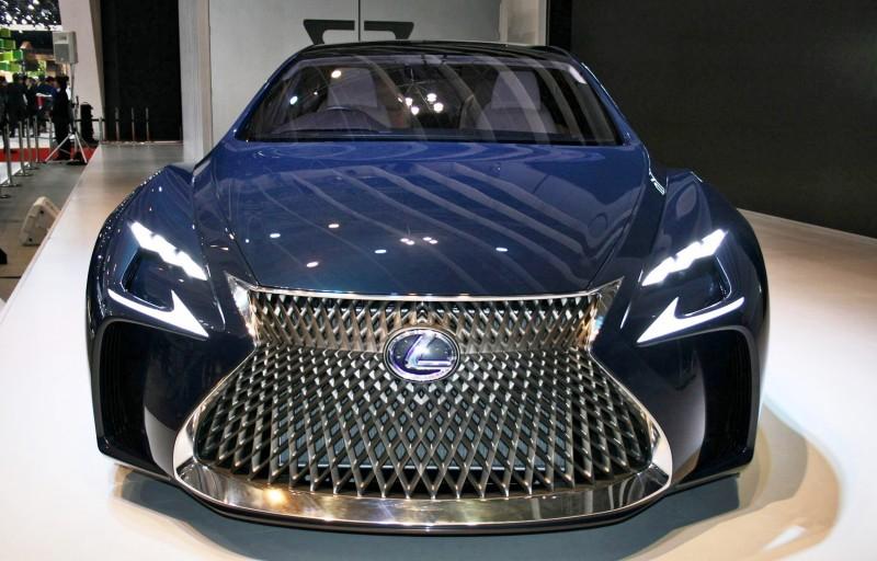 2015 Lexus LF-FC Flagship Concept 3