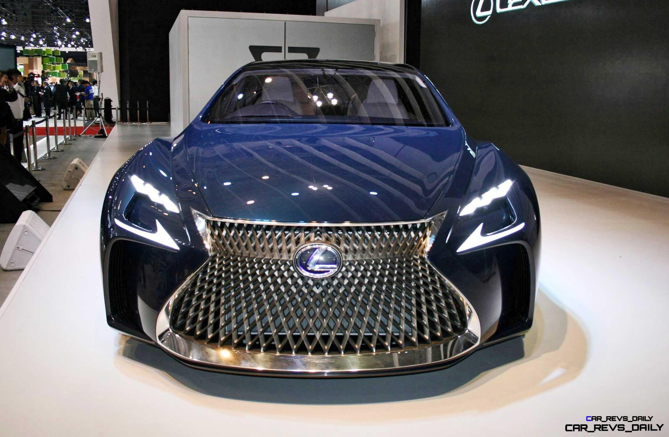 2015 Lexus LF-FC Flagship Concept 4