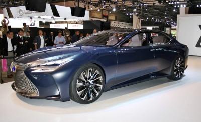 2015 Lexus LF-FC Flagship Concept 5