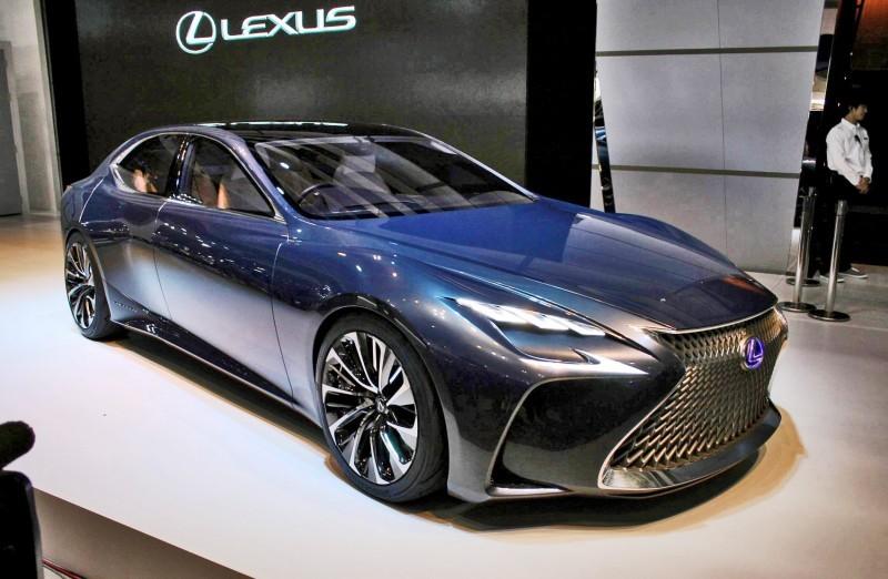 2015 Lexus LF-FC Flagship Concept 6