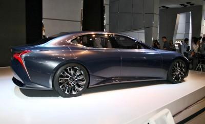 2015 Lexus LF-FC Flagship Concept 7