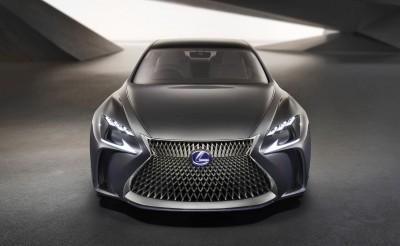 2015 Lexus LF-FC Flagship Concept 8