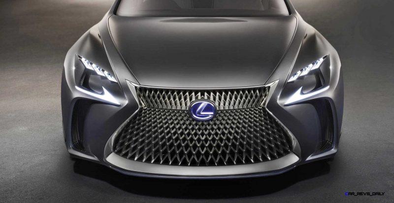 2015 Lexus LF-FC Flagship Concept 9