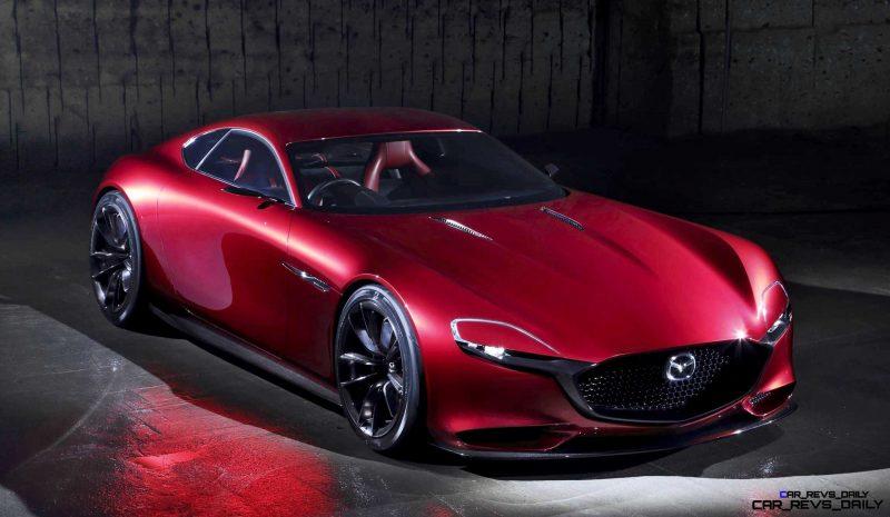2015 Mazda RX-VISION Concept 10
