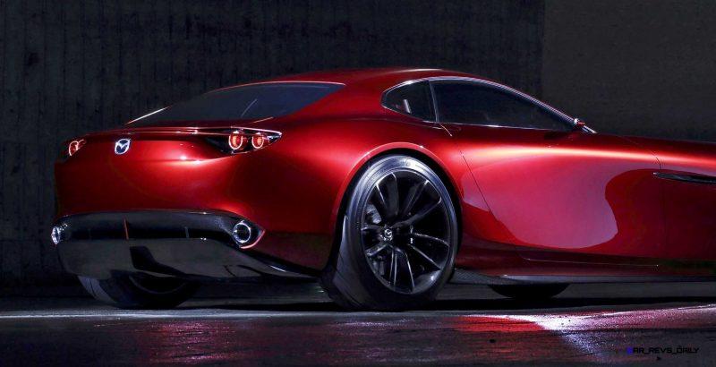 2015 Mazda RX-VISION Concept 16