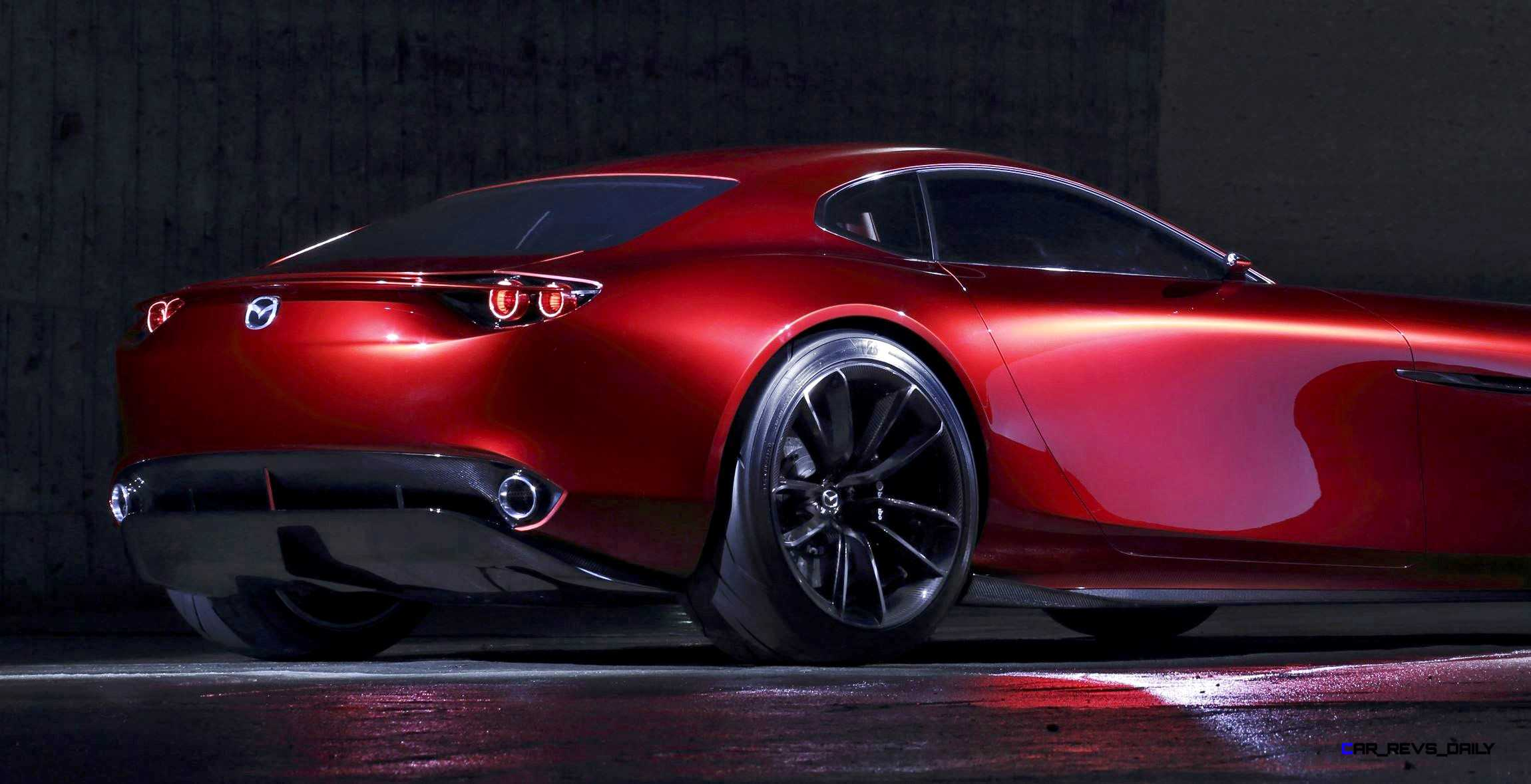 2015 mazda rx vision concept is all new skyactiv r super gt. Black Bedroom Furniture Sets. Home Design Ideas