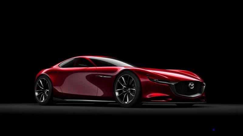 2015 Mazda RX-VISION Concept 2