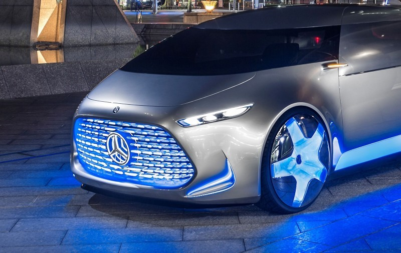 2015 Mercedes-Benz Vision Tokyo 2