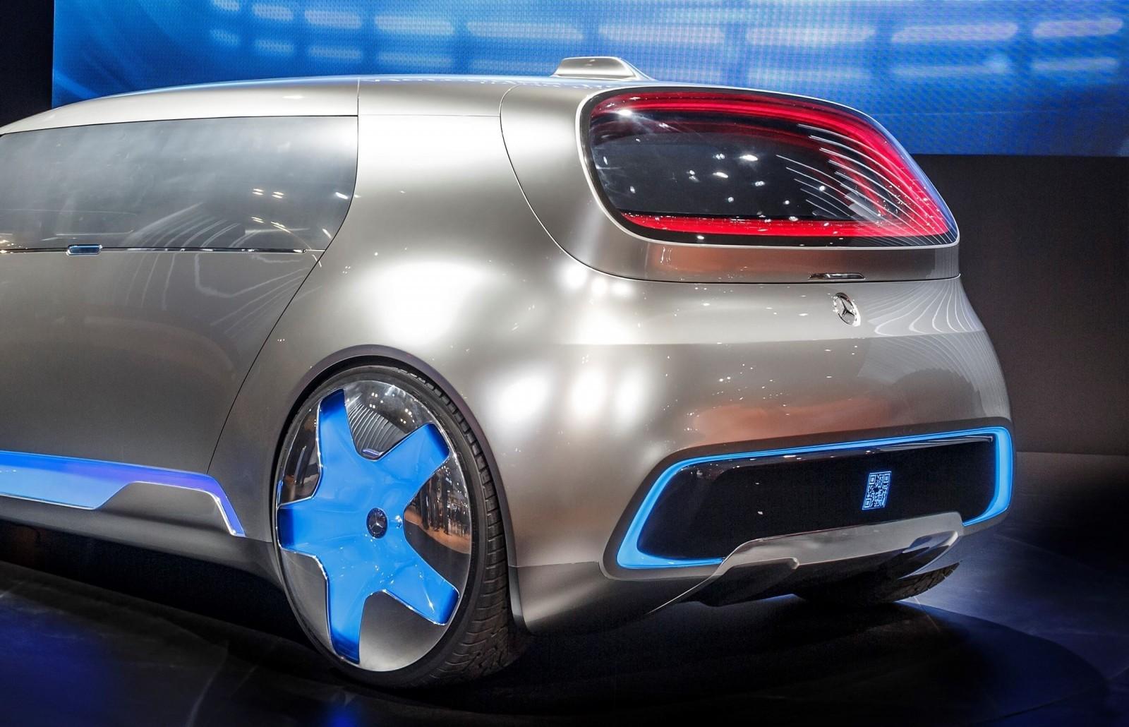 2015 mercedes benz vision tokyo for Mercedes benz japan