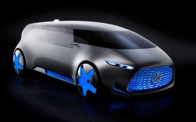 2015 Mercedes-Benz Vision Tokyo 38