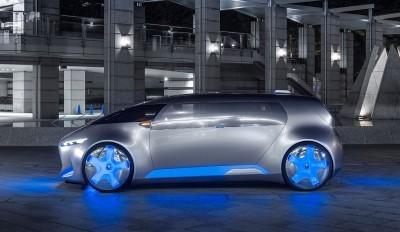 2015 Mercedes-Benz Vision Tokyo 5