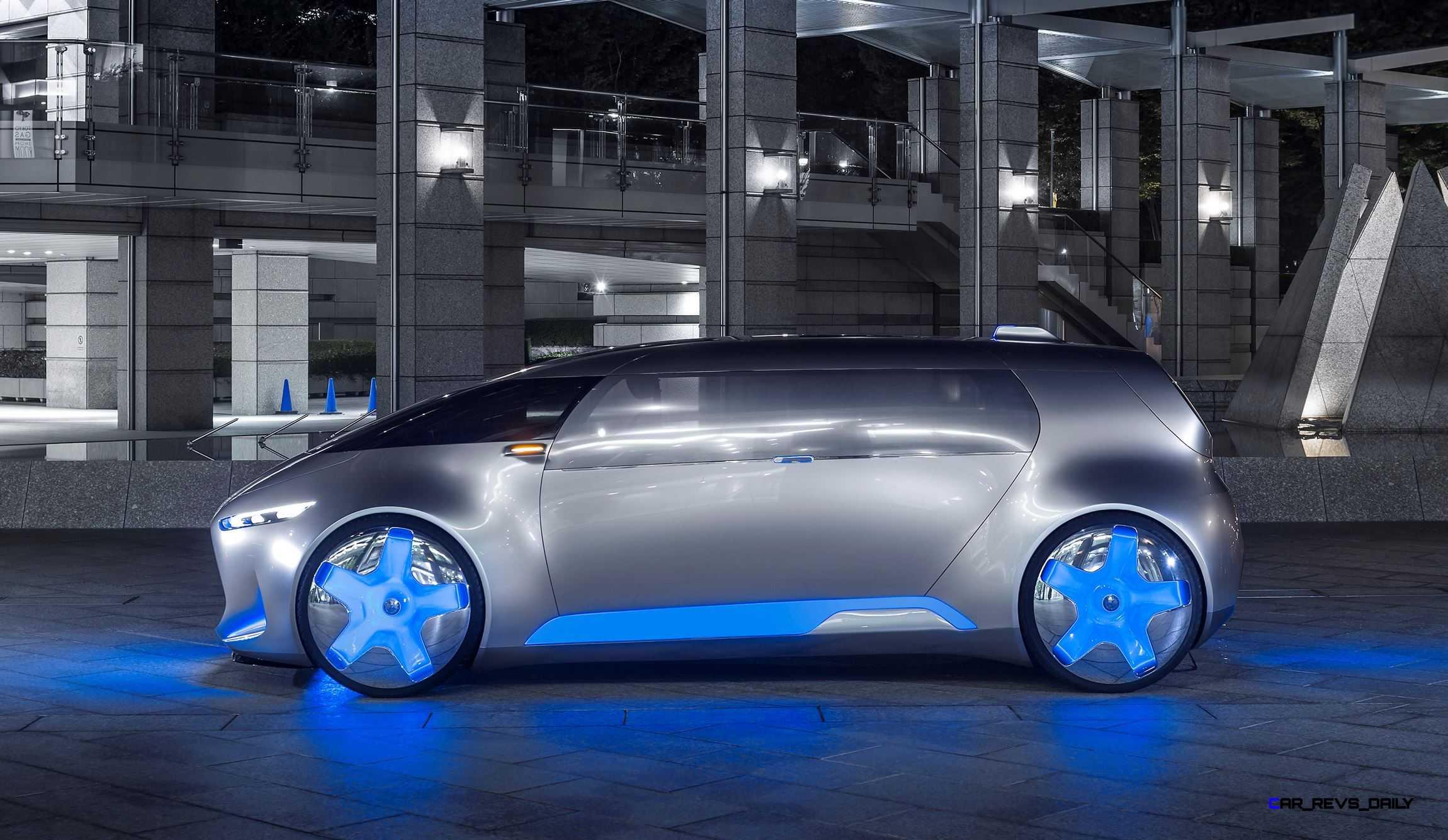 2015 mercedes benz vision tokyo for Mercedes benz vision