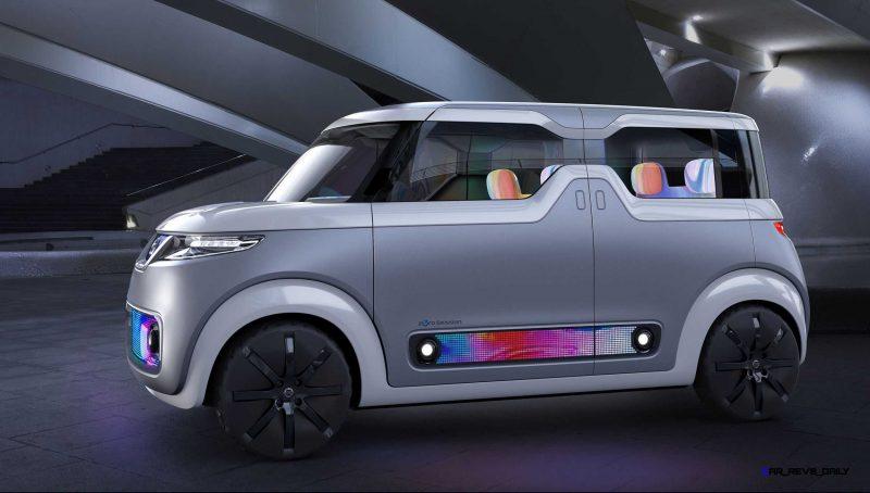 2015 Nissan TEATRO for DAYZ 11