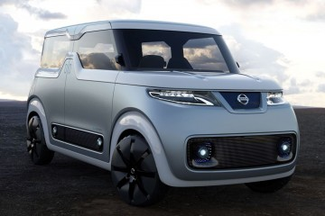 2015 Nissan TEATRO for DAYZ Concept is Next-Gen Stoner Streamer