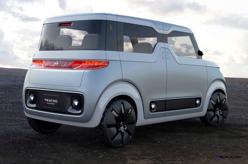 2015 Nissan TEATRO for DAYZ 14
