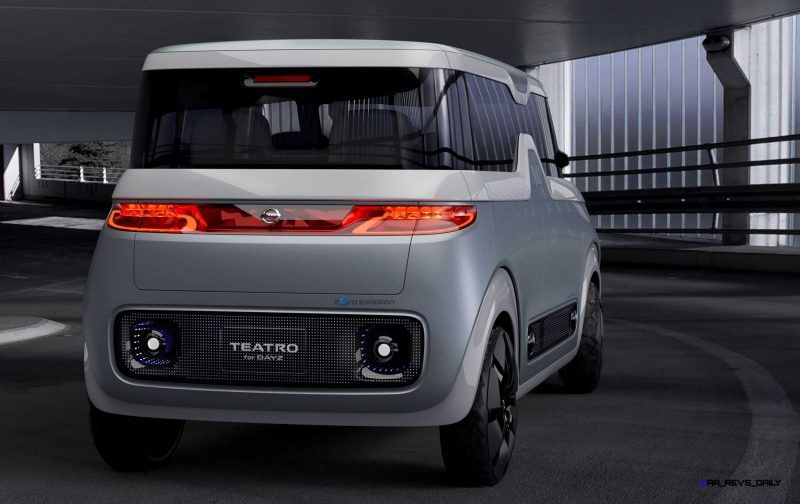 2015 Nissan TEATRO for DAYZ 15