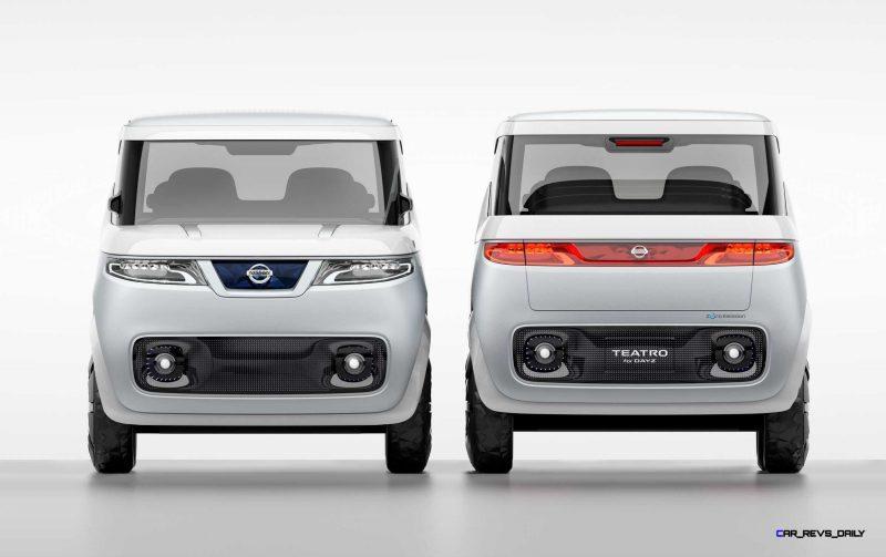 2015 Nissan TEATRO for DAYZ 2