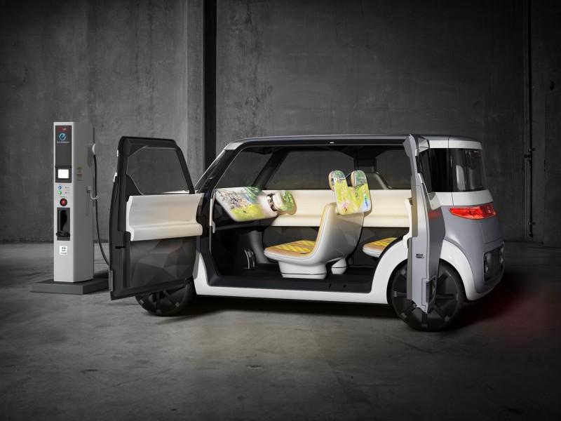 Nissan presenta el nuevo vehículo concepto Teatro for Dayz: Tec