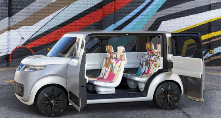 2015 Nissan TEATRO for DAYZ Concept is Next-Gen Stoner Streamer