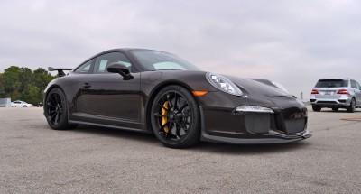 2015 Porsche 911 GT3 9