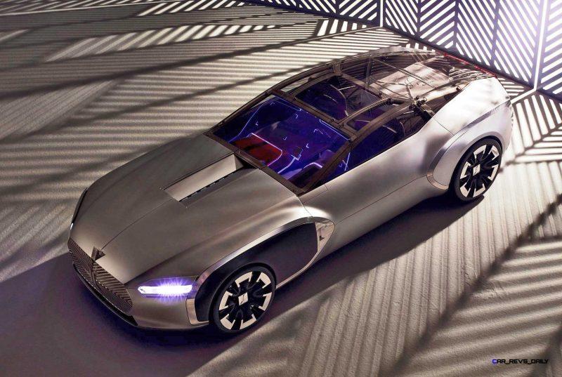 2015 Renault COUPE CORBUSIER Concept 10