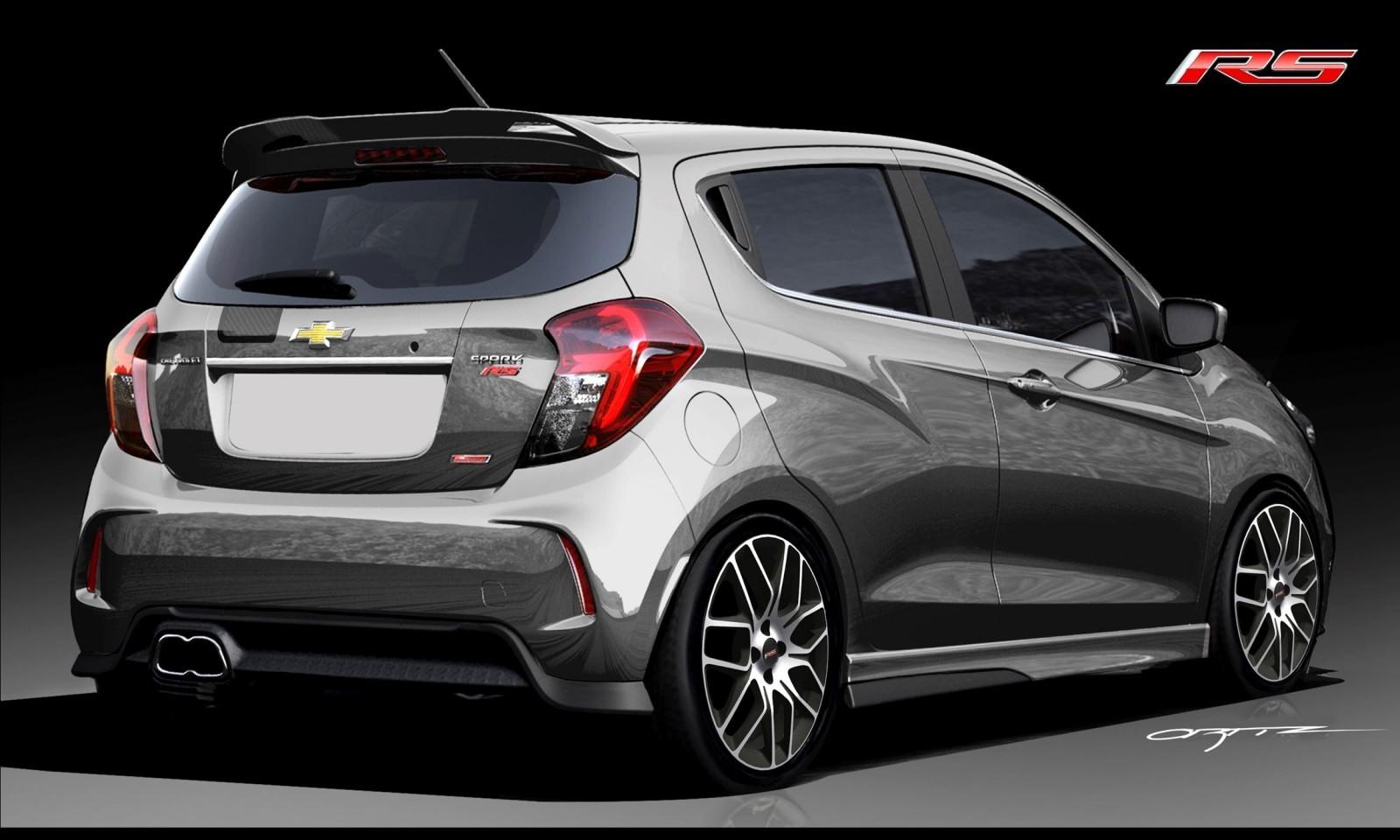 Chevrolet 2015 Sema Red Line Concepts