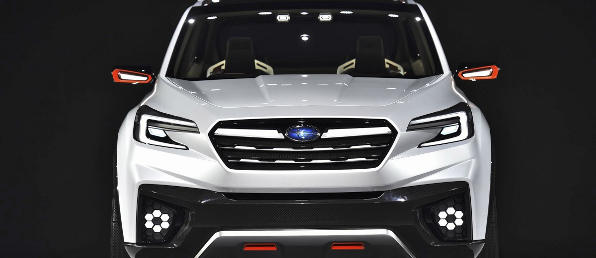 2015 Subaru Impreza 5 Door Concept WRX S207 Nurburgring Pack