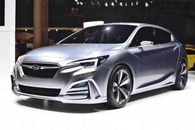 2015 Subaru Impreza 5-Door Concept 1