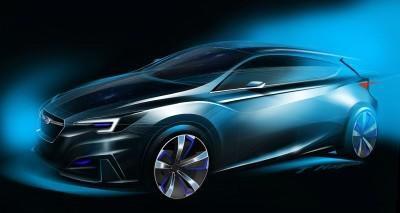 2015 Subaru Impreza 5-Door Concept 2