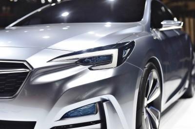 2015 Subaru Impreza 5-Door Concept 4