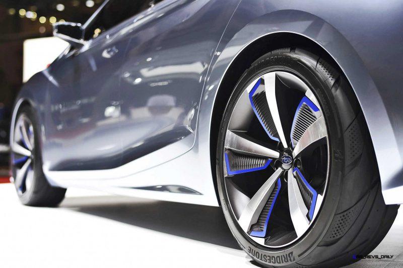 2015 Subaru Impreza 5-Door Concept 5