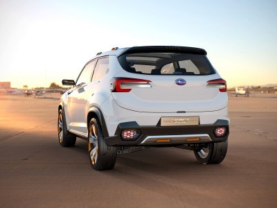 2015 Subaru VIZIV Future Concept 1