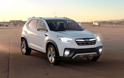2015 Subaru VIZIV Future Concept 14